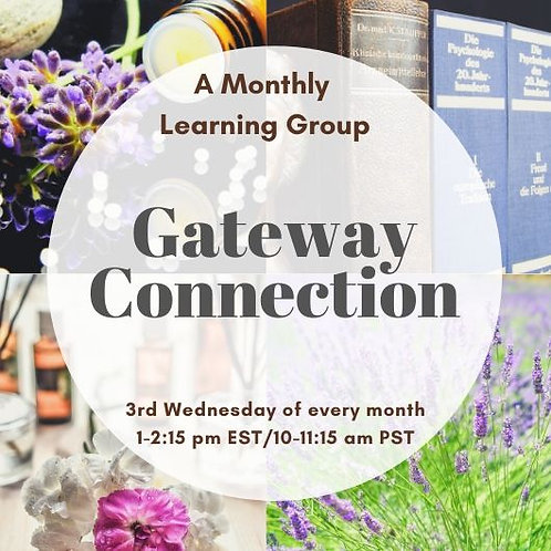 Gateway Connection Monthly Learning Calls Six Pack