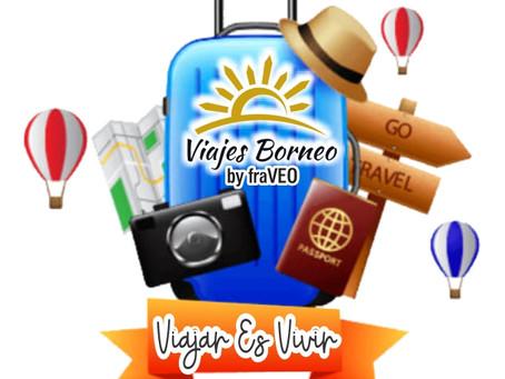 En Viajes Borneo by FraVEO, hacemos que tu viaje sea una experiencia inolvidable..