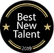Best New Talent 2019 sticker copy copy.p