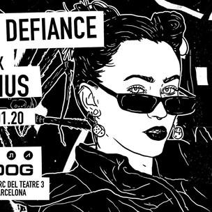 Turmoil Defiance x Ismus