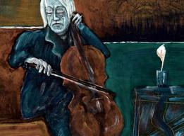 fixing a cello