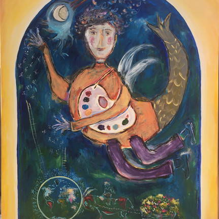 Tribute to Chagall