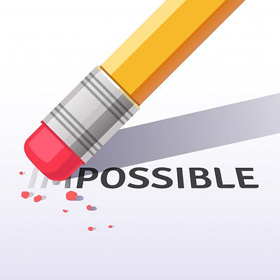 changing_word_impossible_to_possible_wit