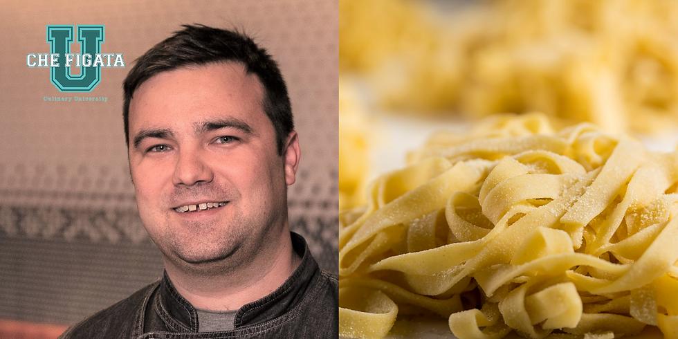 Che Figata U: Pasta-making class