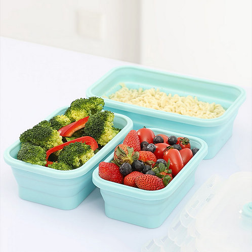800ml Collapsible Lunch Box