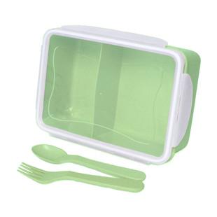 Microwavable Eco-Friendly Lunch Box - Gr