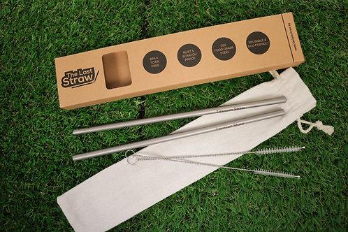 Titanium Straw Set
