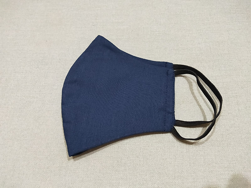 2pc Reusable High Quality Cotton Mask (Adult Size)