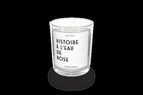 HISTOIRE À L'EAU DE ROSE