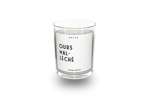 OURS MAL LÉCHÉ