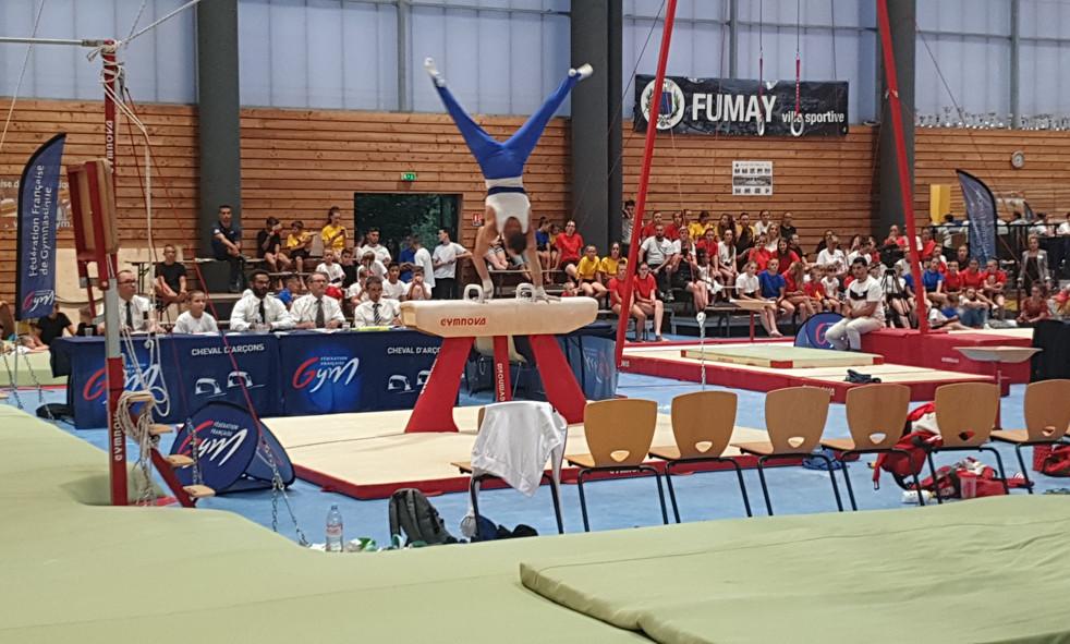 Gymnastique 2019