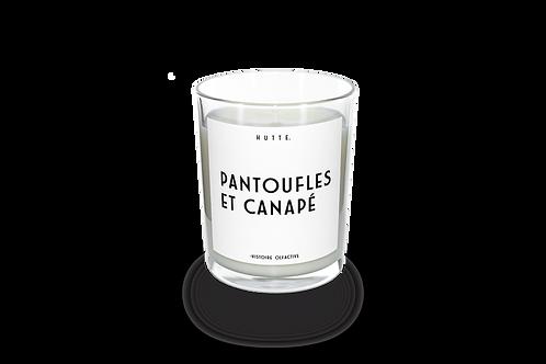 PANTOUFLES CANAPÉ