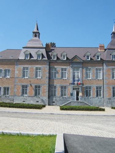 Chateau des comtes de Bryas