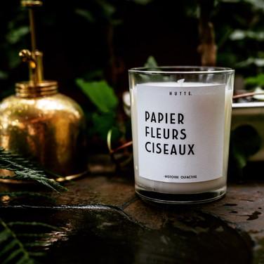 PAPIER FLEURS CISEAUX
