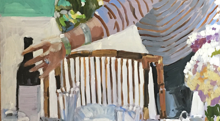 Setting the Table (sold)