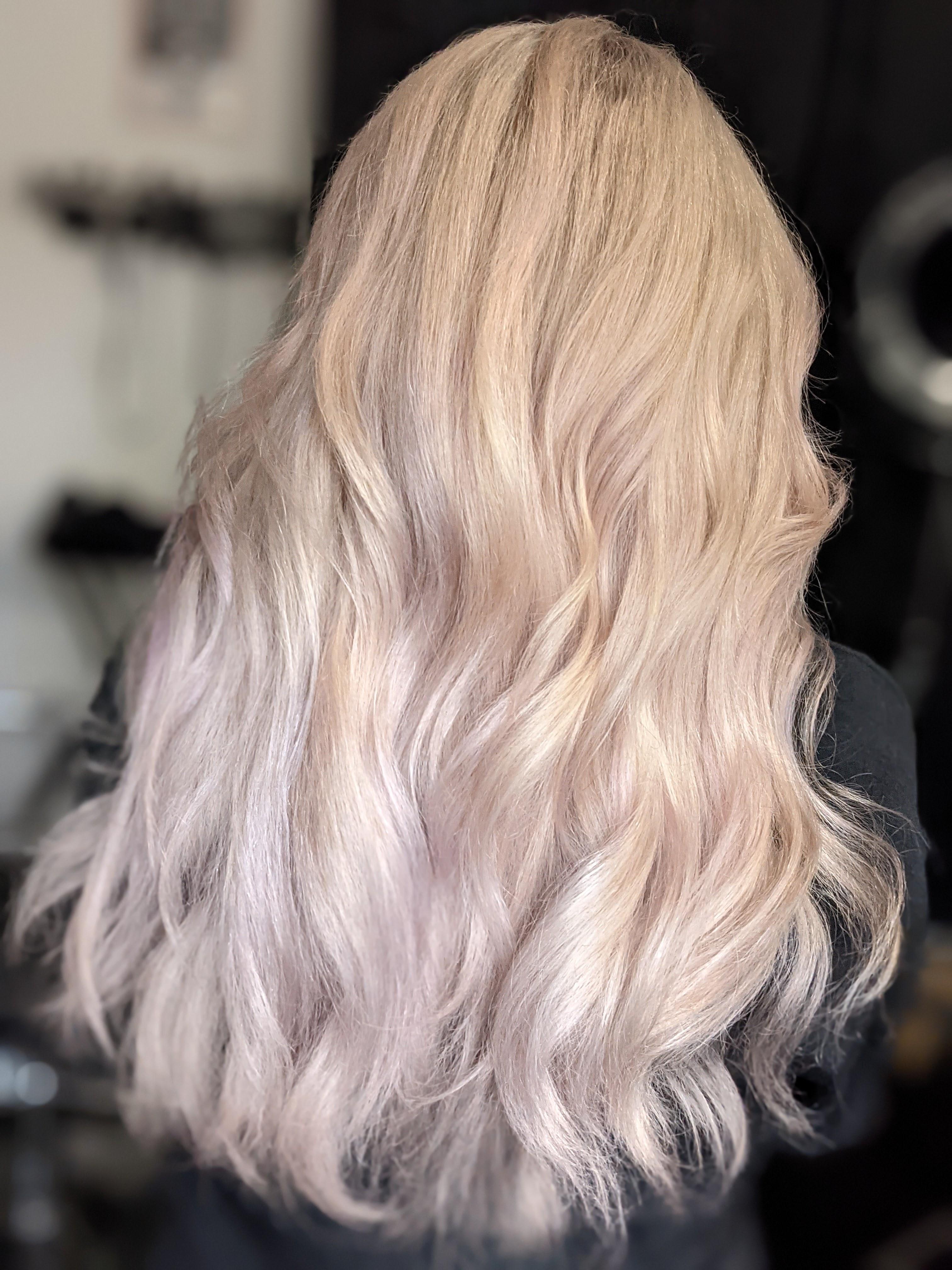 Global Bleaching- Blonde
