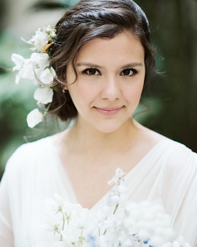 Bridal make up / hair  -Natural Beauty