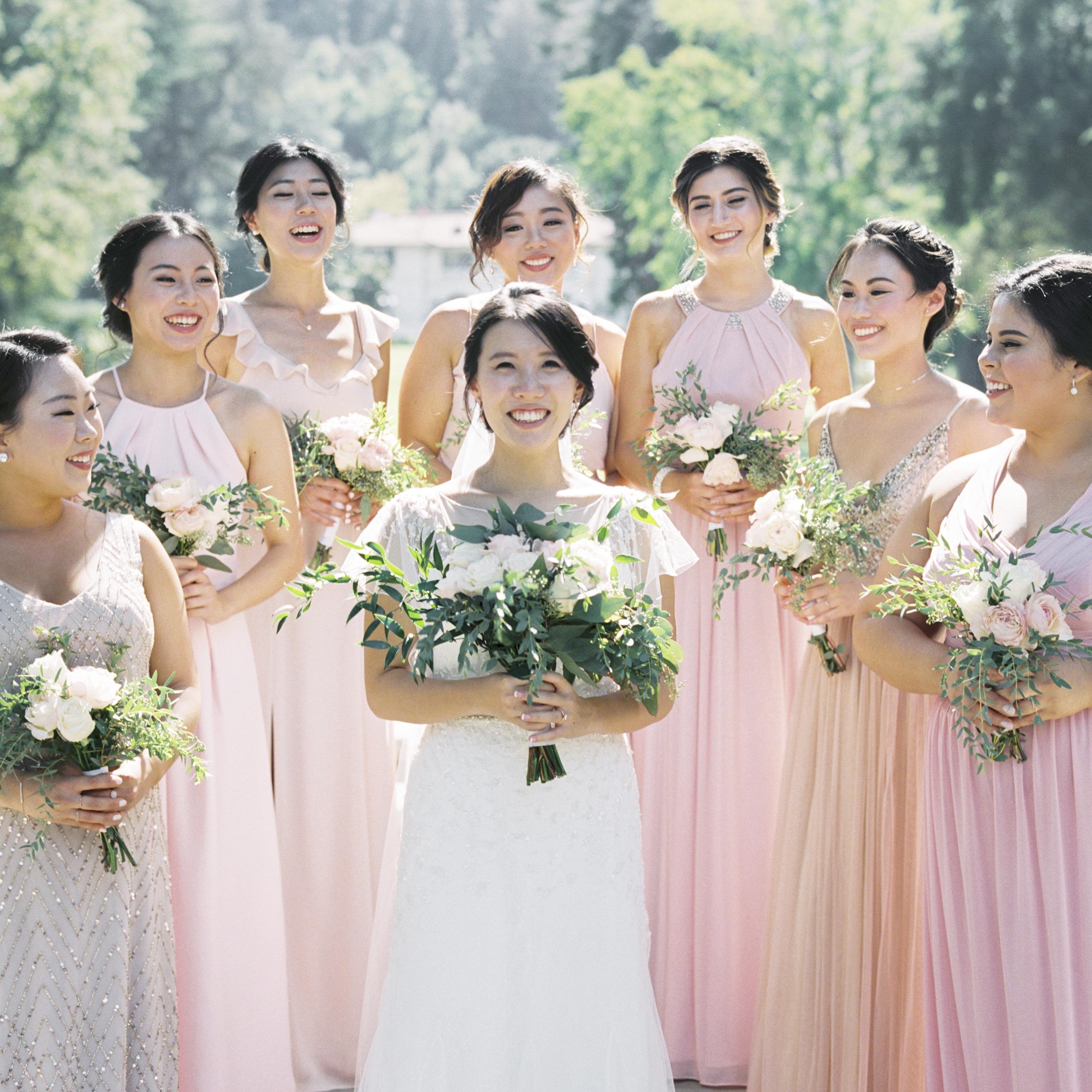 Bridal / Bridesmaid Makeup / Hair