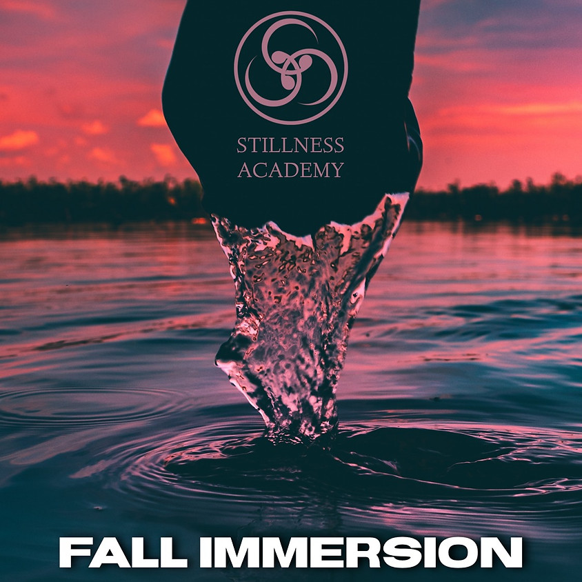 FALL IMMERSION