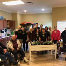 Service with Seniors