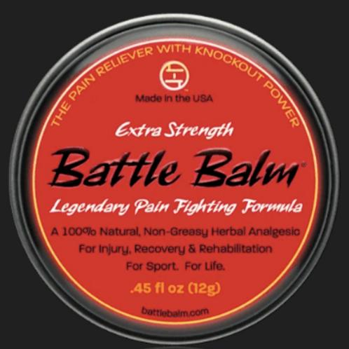 Battle Balm - Extra Strength
