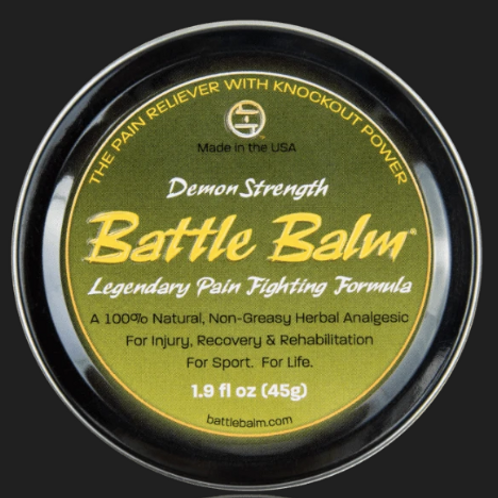 Battle Balm - Demon Strength