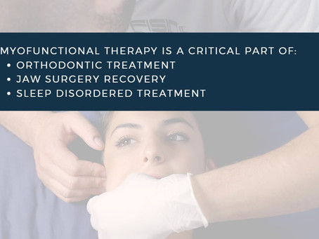 Why Jaw Surgery NEEDS Myofunctional Therapy!