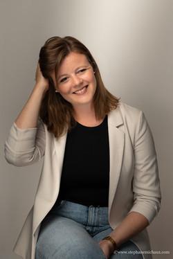 Portrait de Morgane JAOUEN