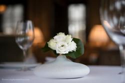 Fleurs de centre de table