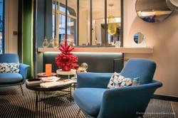 Hotel Duette - salon