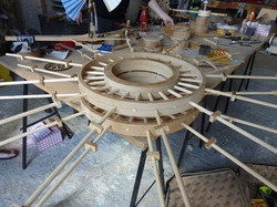Mechanical Twirly Gig set building
