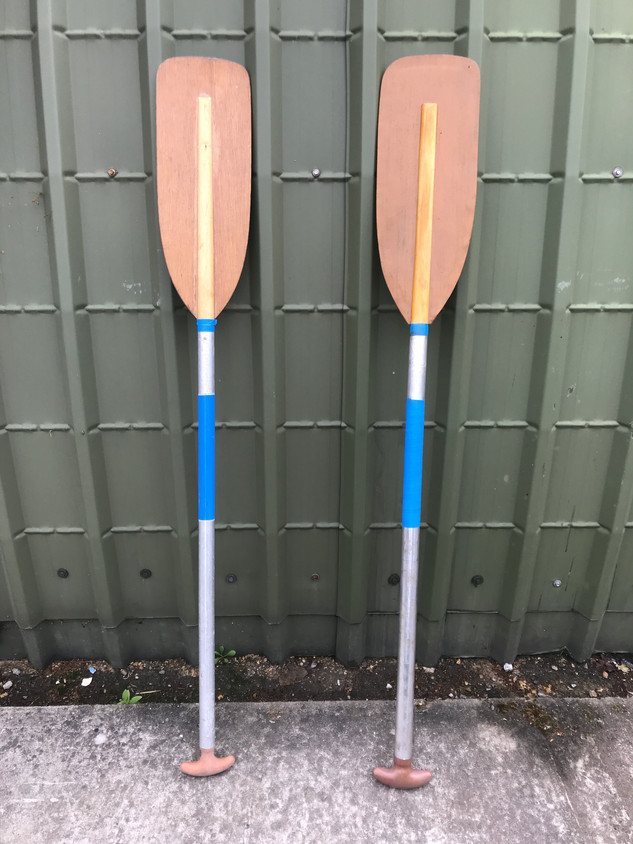 Soft paddle action prop