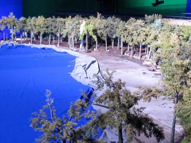SCORCHED FOREST VFX MINIATURE