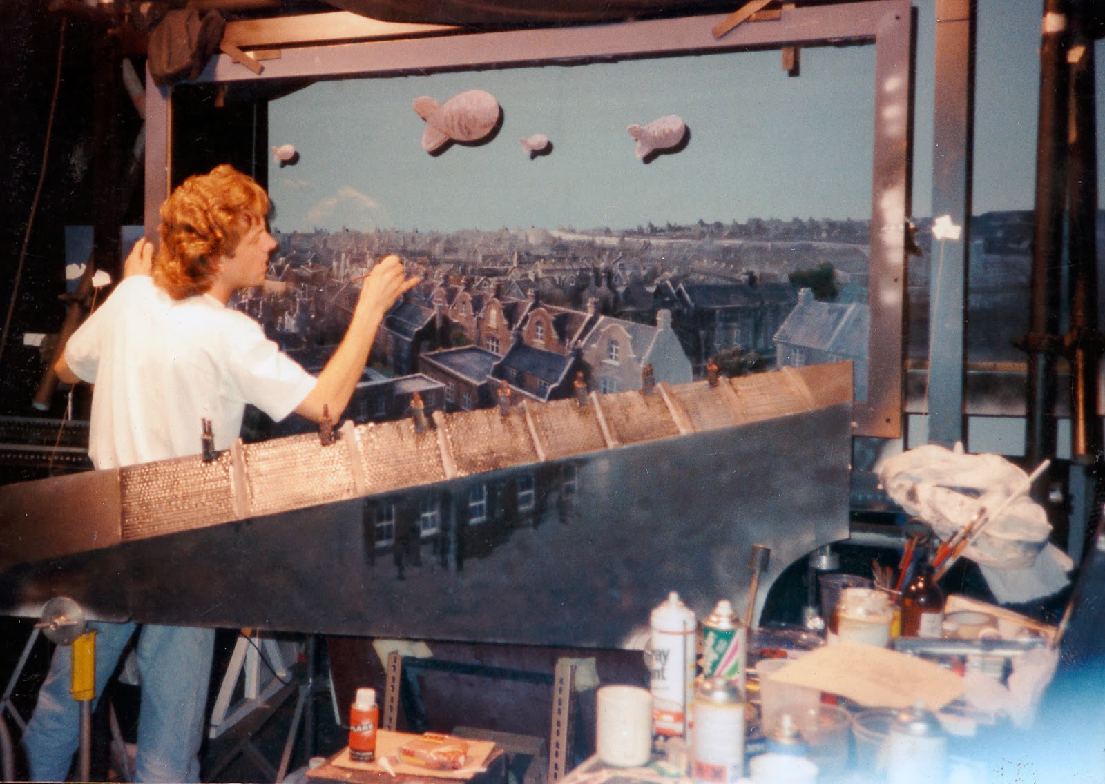 Leigh Took matte painting 7