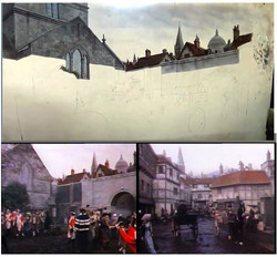 Leigh Took matte painting 28