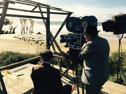 Prop Camera and Matte painting