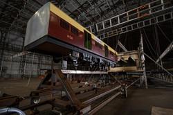 Ra. One Train Miniature