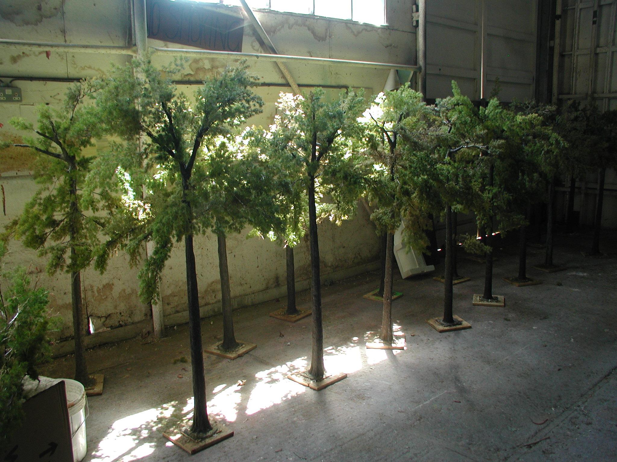 Model trees for Stardust