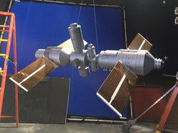International Space Station miniatur