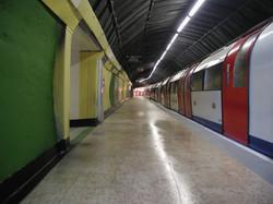 1:6 scale underground train
