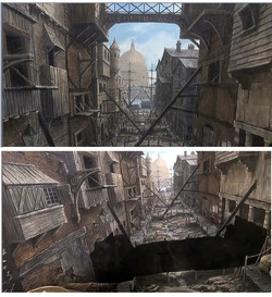Leigh Took matte painting 21