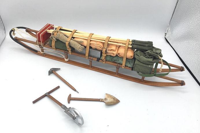 Museum Model Making Sledge