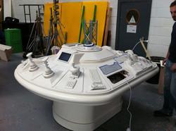 Rude tube model making set