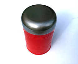 Rubber Coffee Can Prop