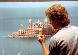 Leigh Took matte painting 4