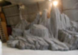 Terry Gilliam miniature model making Doctor Parnassus