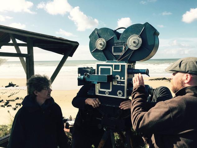 Technicolour camera prop-make