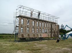 SFX Miniature Framework construction