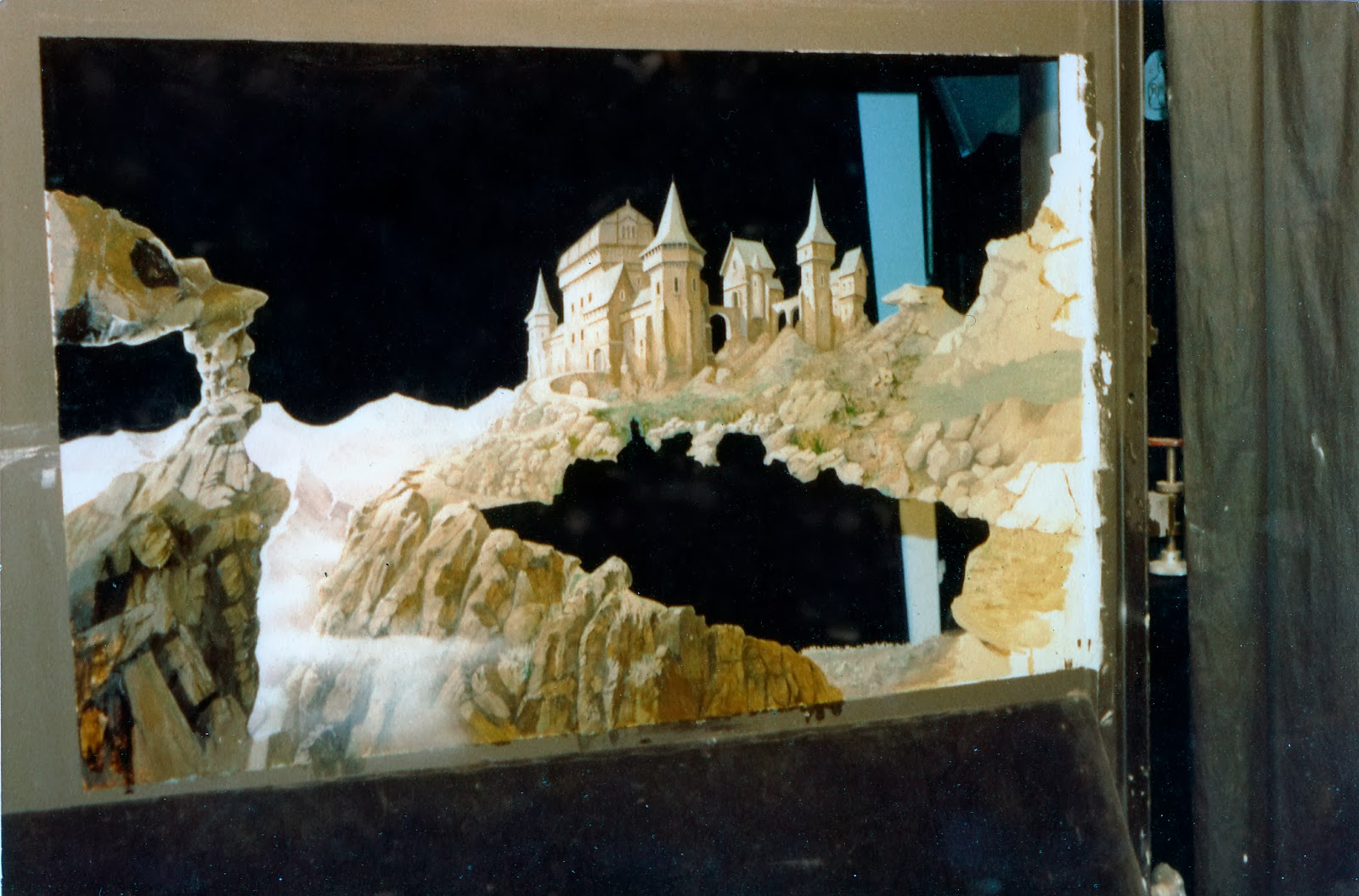 Leigh Took matte painting 11
