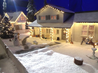 CHRISTMAS VFX MODEL MINIATURES